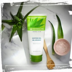 Gel lenitivo Herbal Aloe